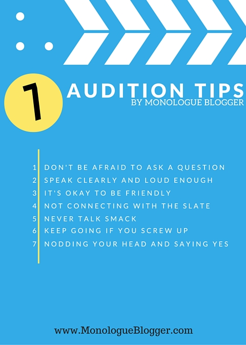 7 Ways Actors Can Build Audition Confidence