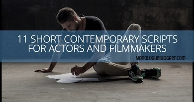 11 Short Contemporary Scenes for Actors and Filmmakers