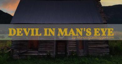 Devil In Man's Eye