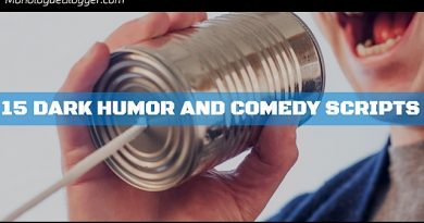 15 Dark Humor and Comedy Scripts