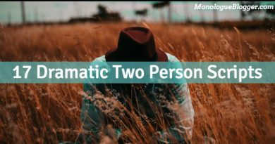 17 Dramatic Two Person Scripts