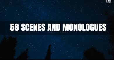 58 Scenes and Monologues