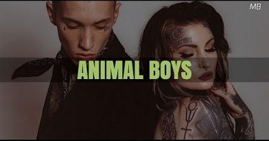 Animal Boys Short Contemporary London Scene