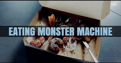 Eating Monster Machine