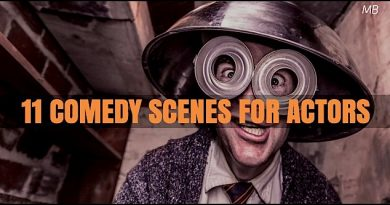 11 Scripted Scenes For Two Person Actors – COMEDIC