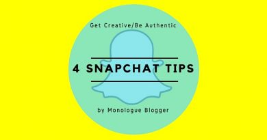 Getting Creative and Being Authentic On Snapchat