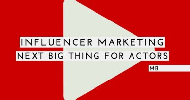 Influencer Marketing Tips for Actors