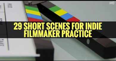 29 Short Scenes for Indie Filmmaker Practice