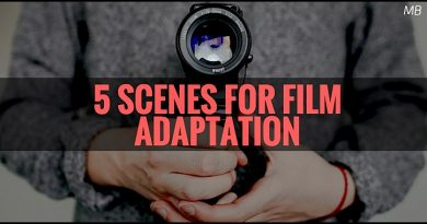 5 Scenes for Film Adaptation